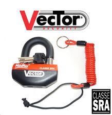 Cadenas U Bloc Disc Antivol Scooter moto MINIMAX+ Homologué Assurance SRA NEUF