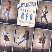 REO Speedwagon - Best Foot Forward (CD 1991)