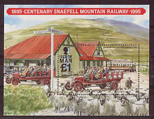 ISLE OF MAN 1995 SNAEFELL MOUNTAIN RAILWAY FINE USED
