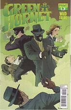 THE GREEN HORNET #4 - PAOLO RIVERA COVER - 2013