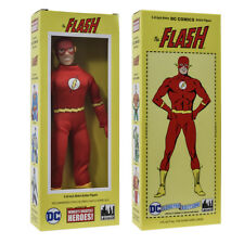 DC Comics Mego Style Boxed 8 Inch Action Figures: Flash