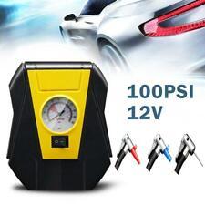 Car Tyre Inflator Pump Digital Portable Tyre Air Compressor Pump 100PSI 12V