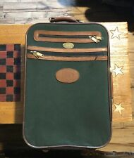 Orvis Green Rolling Luggage Battenkill Travelpro 21x14x7