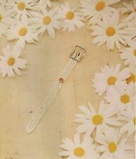 BOOK ONLY # 905 Macrame for Ages 8 and Up - Rare Beginner Bracelet Pattern
