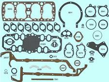 1938-1942 Ford Full Engine Gasket Set/Kit BEST 24 stud        91A-6008-K