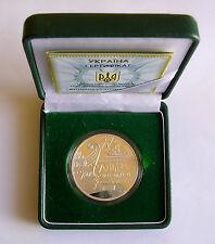 """UKRAINE 10 HRYVEN - """"ALTEN NAVIGATIONS"""" - 2012,SILBER,ETUI,ZERT.AUFLAGE 5000 EX"""