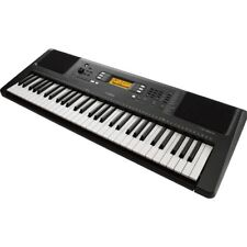 Yamaha PSRE363 61-Key Portable Keyboard with Power Adapter