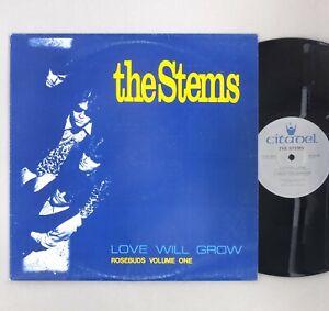 "The Stems - Love Will Grow - NM - Australian 12"" Vinyl EP - CITEP 903"