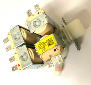 LG Washing Machine Inlet Valve WD-1247RD WD-1248RD WD-1256RD WD-1457RD 0708