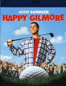 HAPPY GILMORE HI-DEF BLU RAY ADAM SANDLER  BRAND NEW & SEALED!