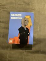 Youtooz STONKS Meme Limited Edition Vinyl Figure NEW in Hand. FREE SHIPPING