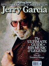 NEW! Rolling Stone Jerry Garcia 2014 Special Edition No Label grateful dead