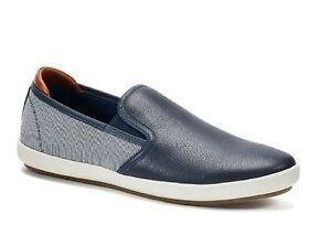 NIB Mens Sonoma Goods for Life Kevin Slip on Shoes Loafers Mult Sizes Blue