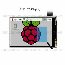 3.5''  TFT Touch Screen LCD Display + Case + Pen for Raspberry Pi 3 and Pi 2