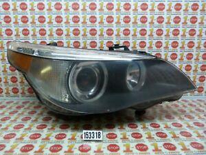 2005 2006 2007 05-07 BMW 530i PASSENGER RIGHT SIDE HID XENON HEADLIGHT LAMP OEM