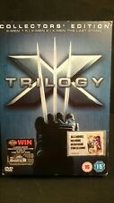 X-Men - Trilogy Collectors' Edition Box Set + Stan Lee Comic- Hugh Jackman