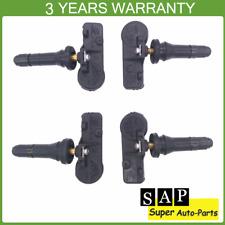Set of 4 TPMS Tire Pressure Sensor For Ford Flex Mercury Lincoln 9L3T-1A180-AF