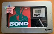 Bond 007 - Licensed to Thrill - Box set containing book, clock and keyring light