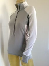 New without tag Athleta Long Sleeves Half Zipper Jacket 8663 Top Sweater Sz S