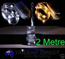 LED Micro Seed Vine Lights 2m Waterproof