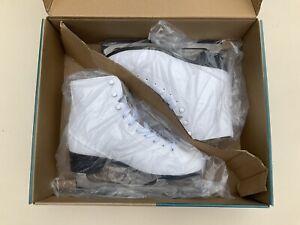 ROCES PARADISE LAMA Ice Skates White Size UK 6 EU 40 New