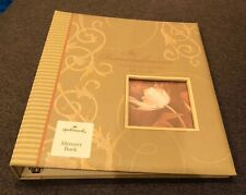 Hallmark In Remembrance, The Celebration of Life Memory Book.