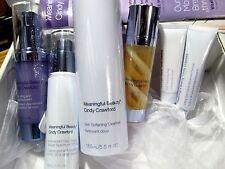 6 pc Set Meaningful Beauty Skin Softening Cleanser Creme de Serum Eye Creme Lift
