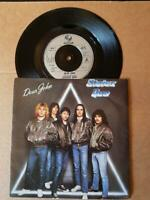 "Status Quo-Dear John-Vinyl,7"",45 RPM,Single Rock Sammlung UK 1982"
