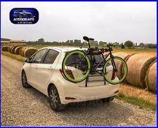 Portabici posteriore per Alfa Giulietta dal 2010 > porta bicicletta auto bici