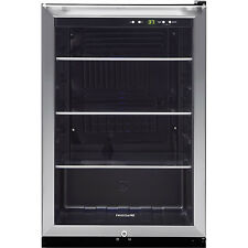 Frigidaire Stainless Freestanding Beverage Center 138 Can(12 Oz) FFBC4622QS