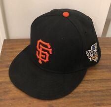 New Era San Francisco Giants 2010 World Series On-Field 59fifty Hat Cap 7 3/8