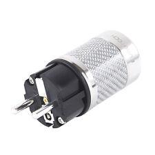 Furutech FI-E50 R NCF Fiche schuko Reinkupfer Rhodium Non magnétique