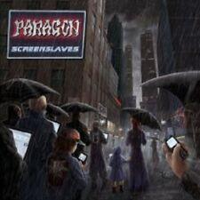 "PARAGON ""SCREENSLAVES (LTD.EDITION)"" CD NEW+"
