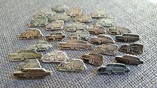 More details for vintage ussr soviet car model make pin badge job lot