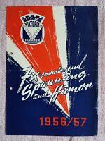 Kino # Verleihprogramm # Verleihstaffel # Neue Viktoria Filmverleih # 1956/57