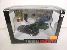 Green Light Steve McQueen Bullitt 2 Car Set (Die-cast-1:64 Scale)
