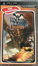 Monster Hunter: Freedom Game PSP ~ NEU/Versiegelt