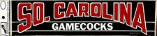 South Carolina Gamecocks Classic Logo Licensed Bumper Sticker