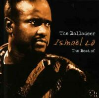 ISMAEL LO the balladeer - the best of (CD, compilation) African, greatest hits,