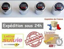 4 Bouchons de valve A1 A3 A4 A5 A6 A7 A8 Allroad Q2 Q3 Q5 Q7 Q8 R8 RS S SQ TT