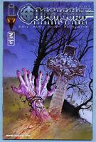 Obergeist Ragnarok Highway #2 2001 Dan Jolley Tony Harris Image Minotaur Comics