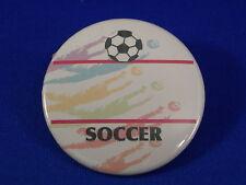"Soccer Lot of 12 Buttons pins 2 1/4"" Badges team sports pinback futbol Big!"