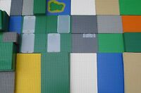 LEGO BASE PLATES 50 TO CHOOSE FROM! CITY CASTLE STAR WARS MARVEL DC ETC LOT 2