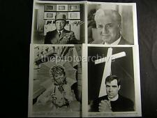 1969 The Madwoman Of Chaillot Cast VINTAGE 4 Movie PHOTO LOT 434E