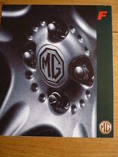 Mg F Brochure Brochure 1995 JM