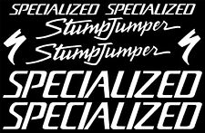 Specialized Stump Jumper Decals/Stickers Set (Gloss White)