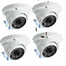 4X1000Tvl High Definition 48 Led Night Outdoor Cctv Security Dome Camera Bp