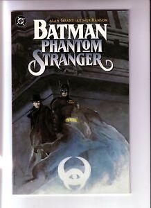 BATMAN PHANTOM STRANGER #1 (FN-NM) 1997 GRAPHIC NOVEL