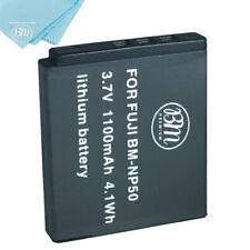 BM NP-50 Battery for FujiFilm Instax SQ10, FinePix XF1, XP100, XP150, XP170