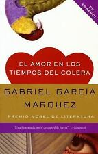 El Amor En Los Tiempos Del Colera / Love in the Time of Cholera by Gabriel Ga...
